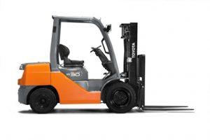 Forklift truck